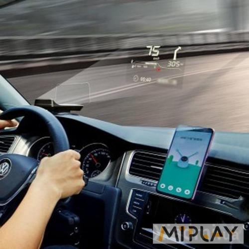 Проекционный экран в авто Xiaomi CarRobot smart HUD Bluetooth version Trade-in