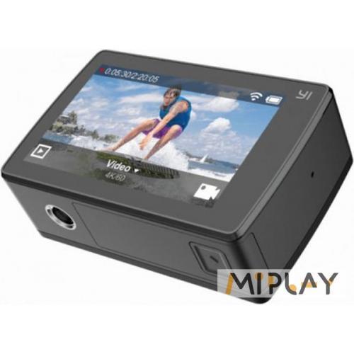 YI 4K Plus Black International Edition + Waterproof Box