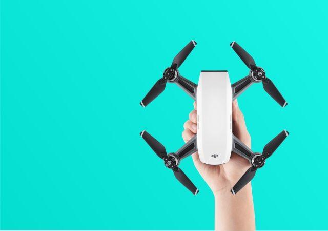 Spark<br>Mini Drone