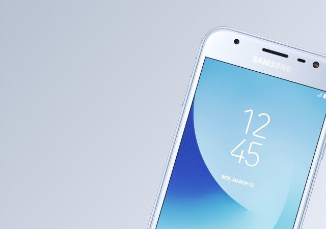 Samsung Galaxy<br> J3 Pro Dual SIM